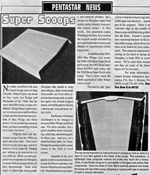 Super Scoops